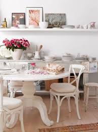 shabby chic country kitchen idea kitchen with shabby chic style