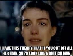 Mean Girl Memes - bloggiebloggieblog les miserables mean girls meme