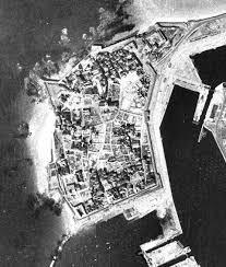 Saint Malo France Map by 17 August 1944 A Shattered City U2013 U0027festung St Malo U0027 U2013 Surrenders