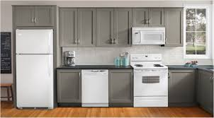 fine kitchen cabinets lovely kitchen cabinets with white appliances