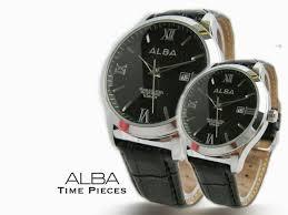 Jam Tangan Alba Pasangan jam tangan alba kulit x pusat grosir arloji jam tangan