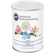 gum paste mix wilton