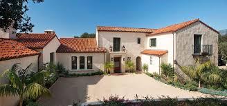 Spanish Houses Rustic Mediterranean Style New Spanish Colonial Revival Allen Construction Mediterranean