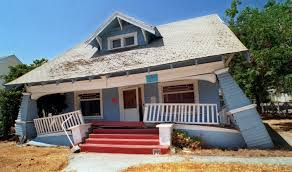 Pictures Of A House Is Your Home Earthquake Ready How To Prepare For The Big One La