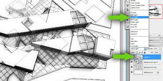 sketchup to photoshop u2013 no render engine required sketchup 3d