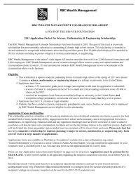 scholarship resume sample sample resume asset management resume sle resumetempaltemaster com private wealth management resume best resume sample with it asset management resume sample