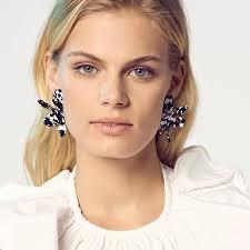 grande earrings small paper earring lele sadoughi