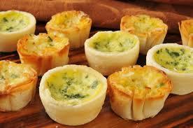 lorraine cuisine bite size quiche lorraine de s home style food crafting
