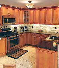 alder wood bordeaux shaker door top kitchen cabinet brands