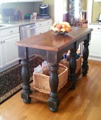 wooden legs for kitchen islands best 25 rustic kitchen island ideas on rustic kitchen