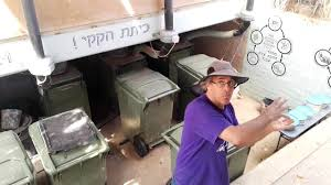 the beautiful composting toilets method kibbutz lotan arava