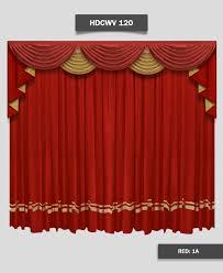 Church Curtains Hdcwv 120 Red 1a Jpg
