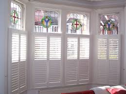 Kitchen Window Shutters Interior Bay Window Plantation Shutters U2026 Pinteres U2026