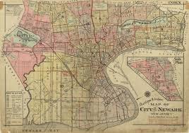 Newark Map Atlas Of Newark 1912 Vol 2 Barbara And Leonard Littman