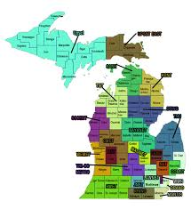 Upper Peninsula Michigan Map by Upset Upper Peninsula Substance Enforcement Team