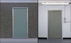 Exterior Utility Doors Cline Doors Aluminum And Frp Door Project Gallery