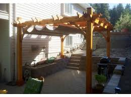 Retractable Pergola Awnings by 23 Best Pergola W Retractable Awning Images On Pinterest Patio