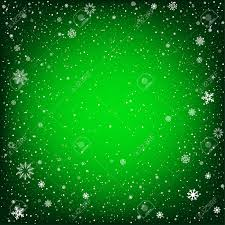 new year backdrop winter green background with snow christmas and new year backdrop