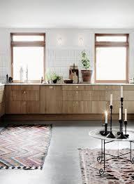 wooden furniture for kitchen best 25 wooden kitchen cabinets ideas on