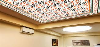 internova stretch ceiling u0026 3d flooring interior designers