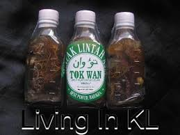 3 x 30 ml glass bottles leech oil minyak lintah living in kl