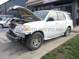 2006 toyota sequoia owners manual parting out 2006 toyota sequoia stock 4020bk tls auto recycling