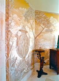 simes studios mural walls panoramic mural wall in sienna view