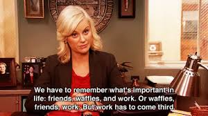 Parks And Rec Meme - parks and recreation you know you re like leslie knope when