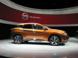 nissan murano for sale 2015 2015 nissan murano video new york auto show