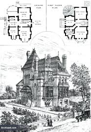 victorian house blueprints black gothic victorian house old house with touches home designs and
