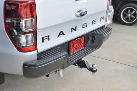 towing with ford ranger respo trailers tow hitch tow bar
