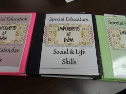 Free Independent Living Skills Worksheets Empowered By Them