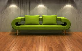 Cool Couches Fancy Green Cool Couches With Armrest On Subway Wooden Floors As