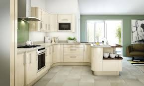 ivory kitchen ideas high gloss kitchens