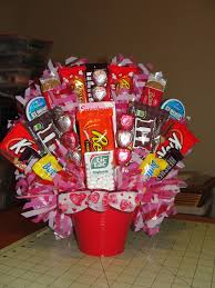 candy basket ideas s day candy bouquets candy bouquet