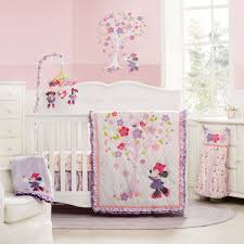 Purple Nursery Bedding Sets by Minnie Mouse Crib Bedding Best Minnie Mouse Baby Room Ideas