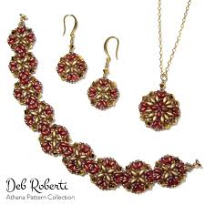 necklace pattern collection images Deb roberti 39 s athena pattern collection jpg
