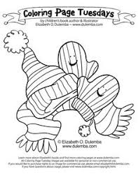 the mitten coloring page related coloring pagessnowman with scarf and hatwinter snowman