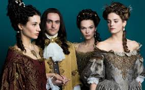 Bbc Capital The Man Who by Welcome To Versailles The Bbc U0027s Steamy New Period Drama Set In