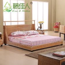 alibaba manufacturer directory suppliers manufacturers latest double bed designs natural rattan bed sets double french rattan bed