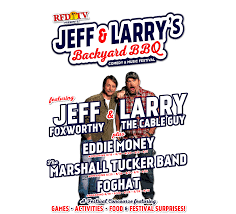 Backyard Comedy Jeff And Larry U0027s Backyard Bbq Two Of The Country U0027s Most Renowned