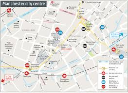 Manchester England Map by Service Updates News Aspx