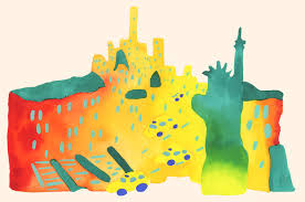 do cities have colors curbed