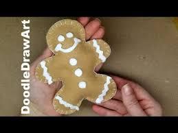 craft how to sew a stuffed tree ornament make a