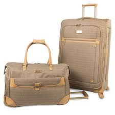 Nicole Miller Bathroom Accessories by Nicole Miller 2 Piece Luggage Set Assorted Colors Sam U0027s Club