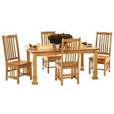 Mission Dining Room Table American Amish Grand Mission Mission Style Oak Dining Side Chair