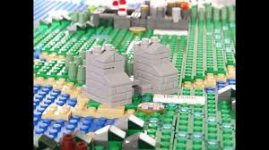Map Westeros Westeros A Lego Map Youtube