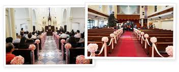 Wedding Decorations For Church Having A Church Wedding Here Are 6 Decorating Tips You Don U0027t Want