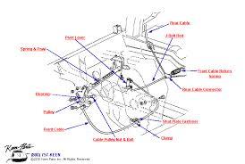 keen corvette 1966 corvette parking brake assembly parts parts accessories