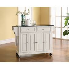 white kitchen island with black granite top black granite top kitchen island wood white crosley target